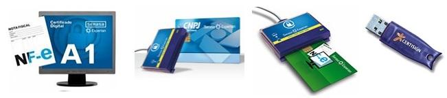 NeXT ERP - Funciona com Certificado Digital A1 e A-3(e-CNPJ)