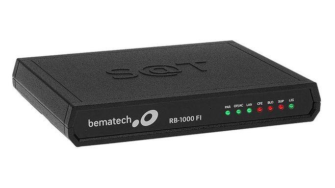 Totalmente compativel com Bematech RB-1000