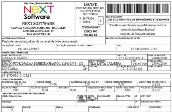 NeXT ERP - Sistema gerencial completo com emiss�o de Nota Fiscal Eletr�nica