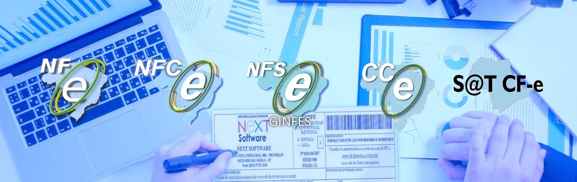NeXT ERP para Comércio de Pescados - Sistema gerencial completo com Emissão de NF-e | NFS-e | CC-e | NFC-e | SAT